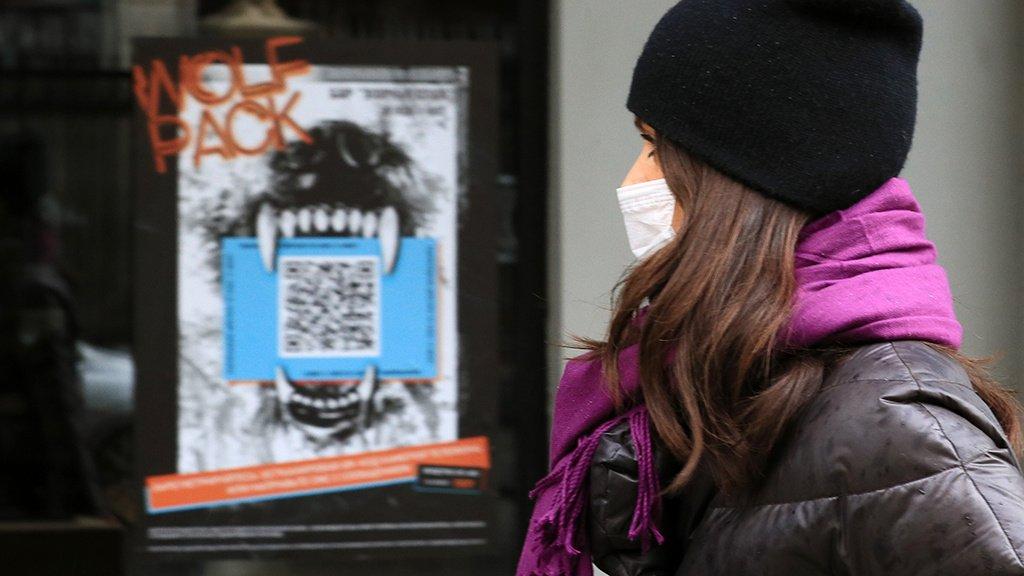 «Британский» штамм коронавируса может стать основным для России к марту