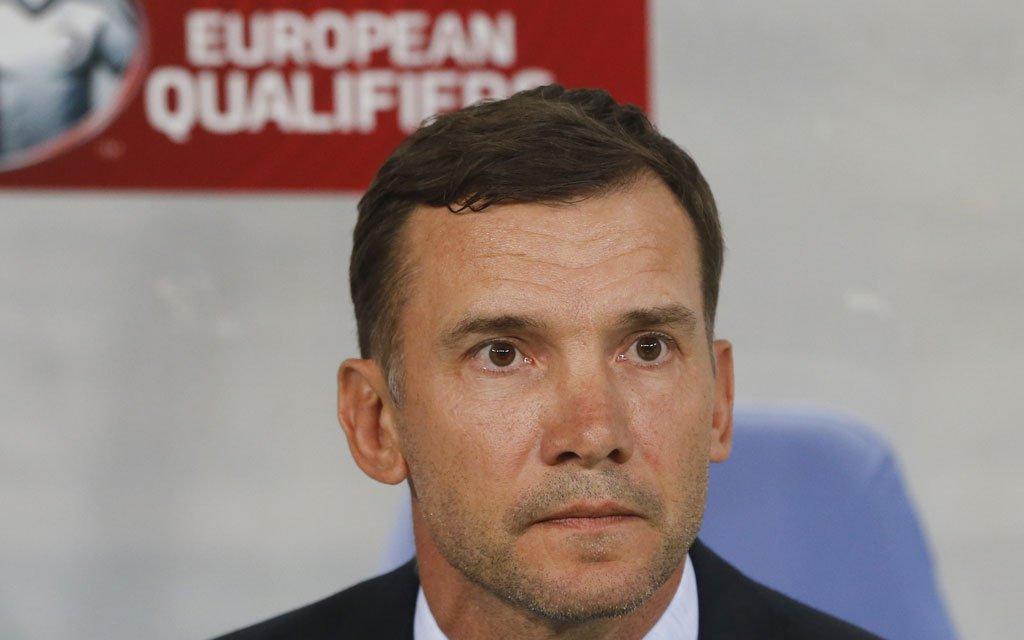 Тренер сборной Украины оценил соперников в группе и назвал задачу на Евро-2020