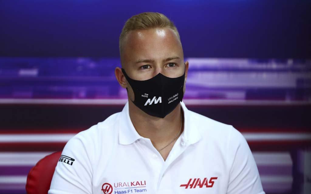Россиянин Мазепин отреагировал на 19-е место на Гран-при Португалии