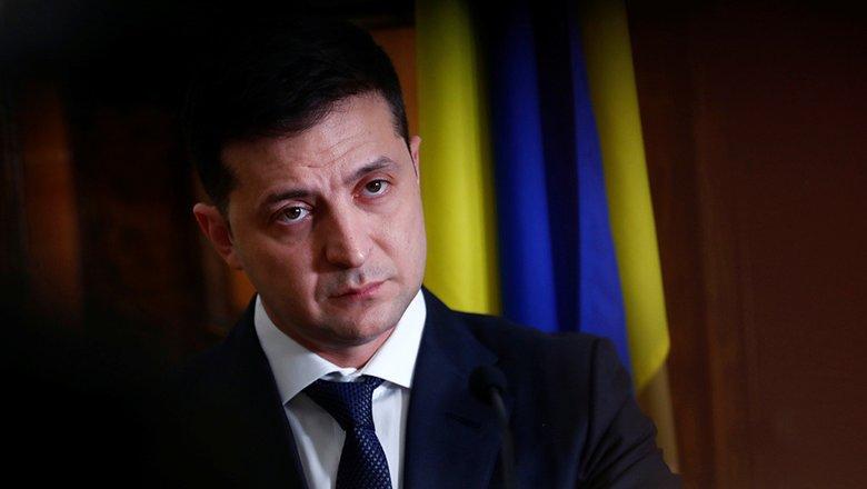 Владимир Зеленский предложил Путину встретиться в 'любой точке Донбасса'