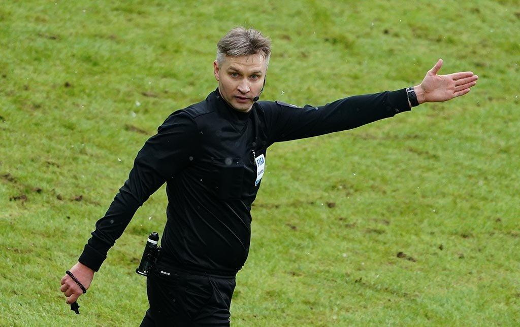 Судья Лапочкин отстранён от футбольной деятельности на 10 лет