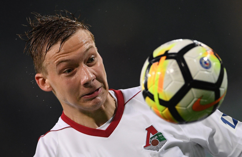 Защитнику «Локомотива» Лысову разрешили вернуться в футбол