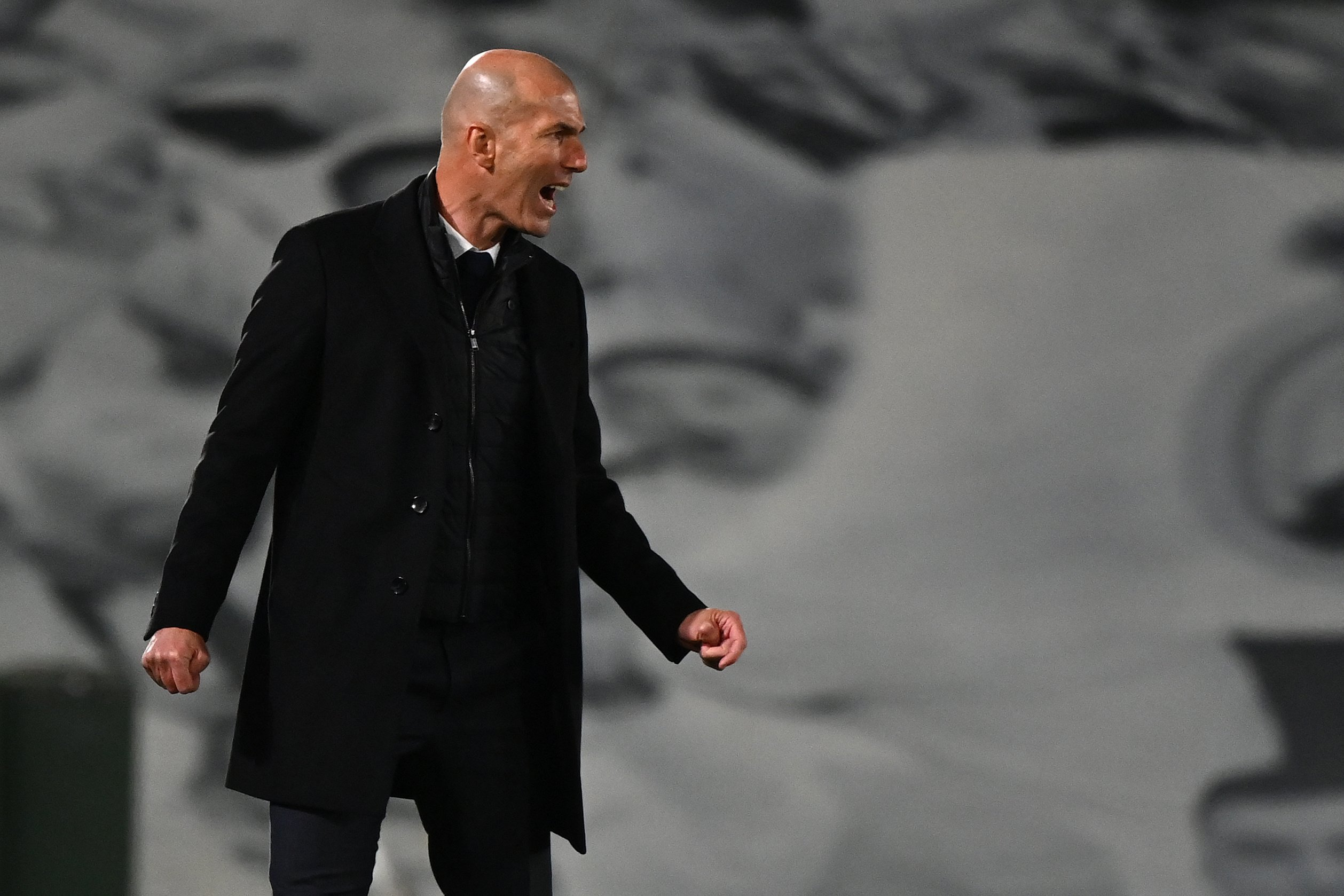 Зидан отреагировал на слухи о возможном приглашении в «Ювентус»