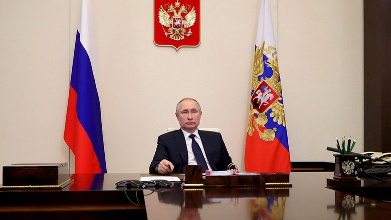 Путин потребовал от чиновников ответственного отношения к бюджету