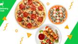 Акция с промокодами на доставку еды в Delivery Club: скидка 30% на первый заказ (январь 2021)