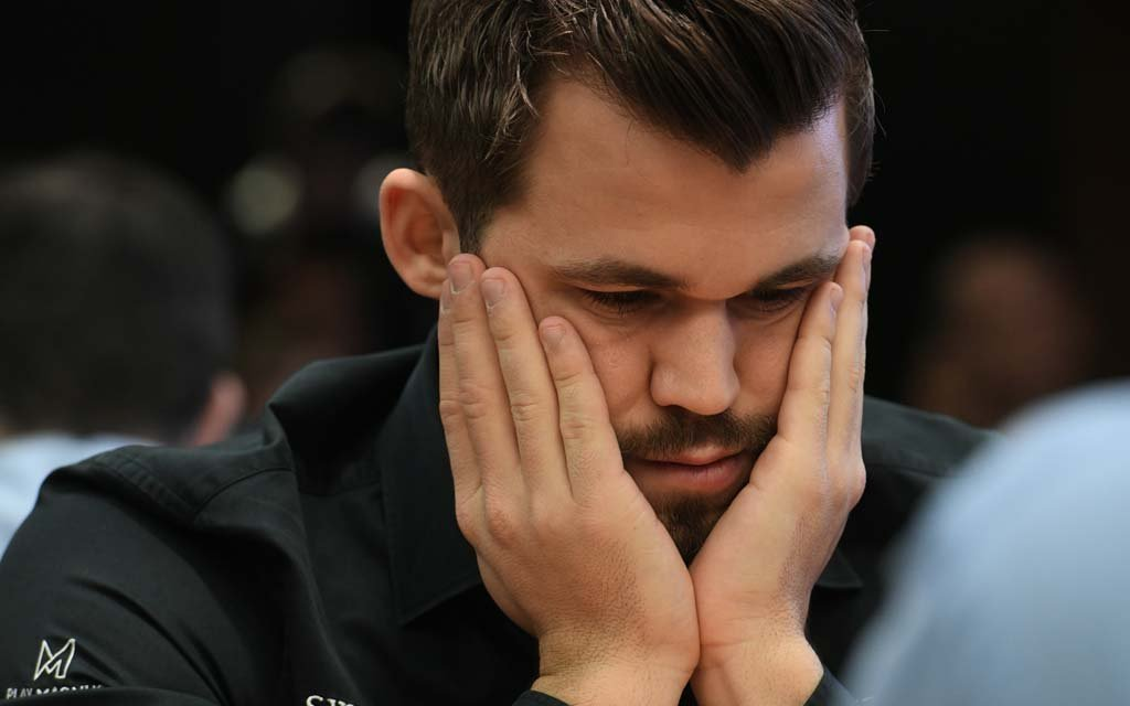 Матч Магнуса Карлсена на Кубке мира в Сочи вызвал ажиотаж у международных СМИ