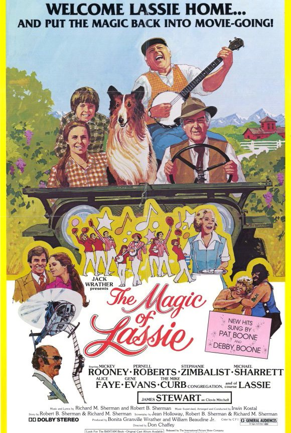Магия лэсси  трейлеры даты премьер  кинопоиск