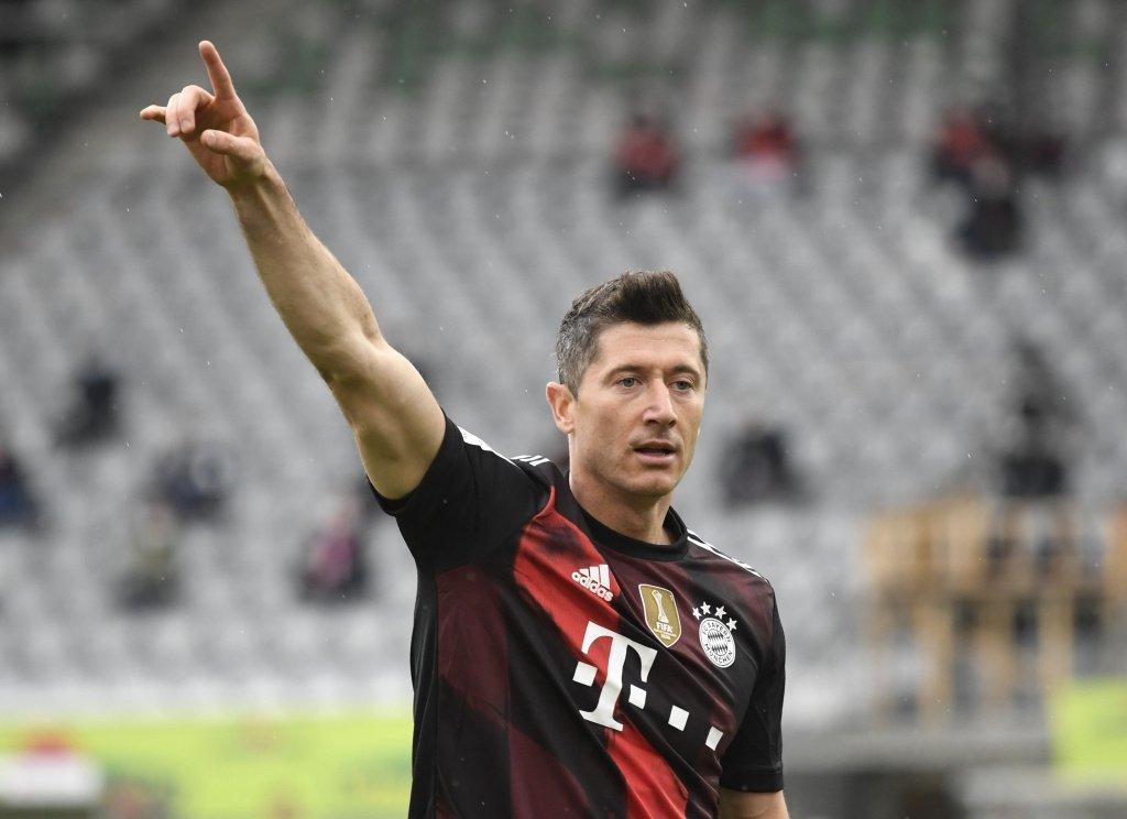 Левандовски передумал уходить из «Баварии» и готов подписать новый контракт с клубом