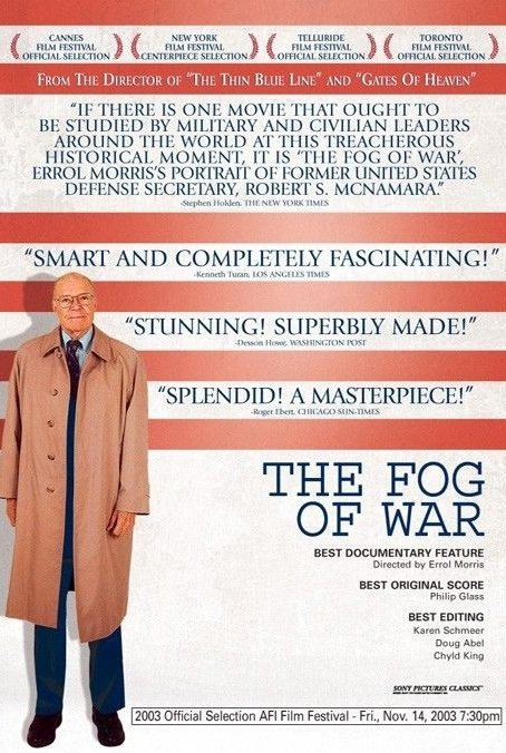 analysis of the fog of war